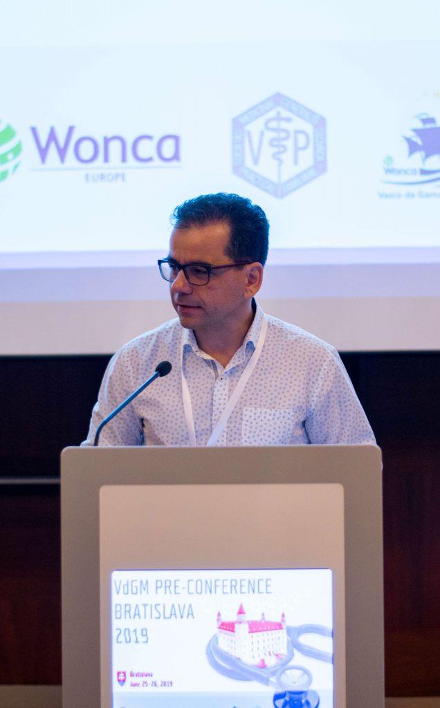 MUDr. Peter Lipovský - Prezident Mladí praktici Slovensko