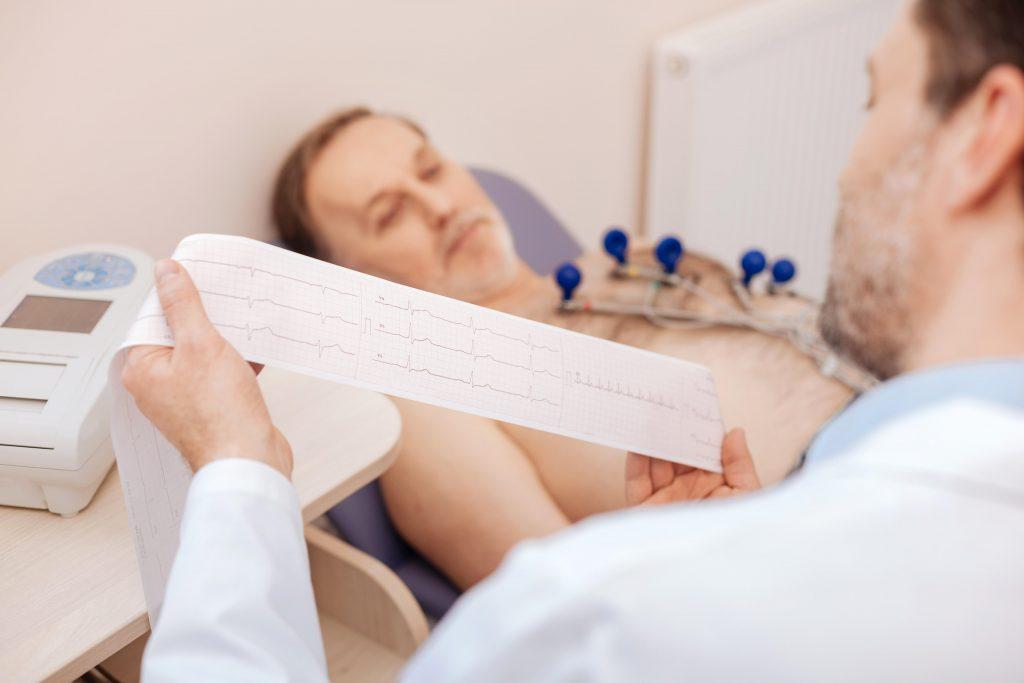 infarkt myokardu liečba
