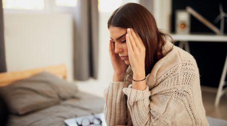 častá bolesť hlavy na pravej strane