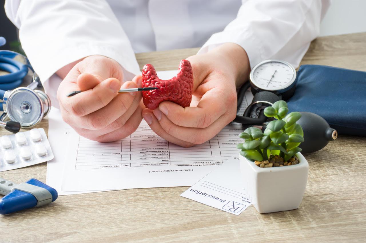 liečba štítnej žľazy